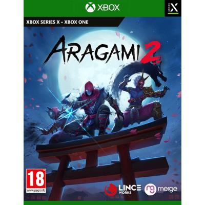 Foto van Aragami 2 XBOX SERIES X