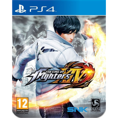 The King Of Fighters XIV Steelbook Edition PS4