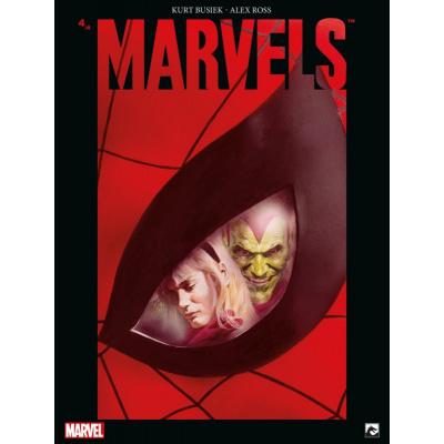 Foto van Marvels 4 (NL-editie) COMICS