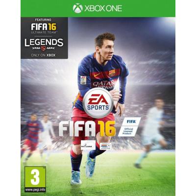 Foto van Fifa 16 XBOX ONE