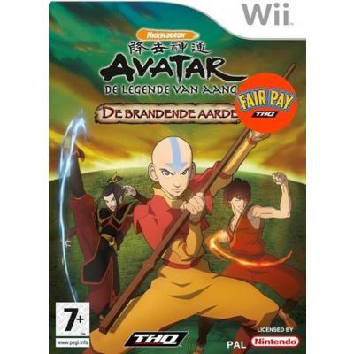 Avatar De Legende Van Aang. De Bran Dende Aarde WII