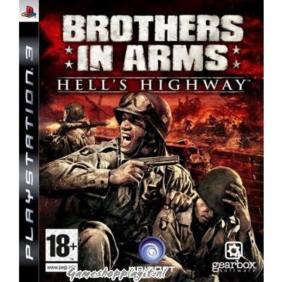 Brothers In Arms Hell's Highway PS3