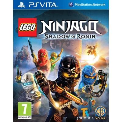Lego Ninjago Shadow Of Ronin PSVITA