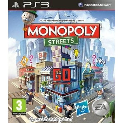 Monopoly Streets PS3