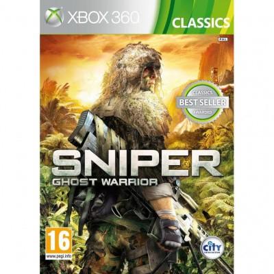 Foto van Sniper Ghost Warrior (Classics) XBOX 360