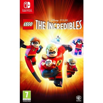 Foto van Lego The Incredibles SWITCH