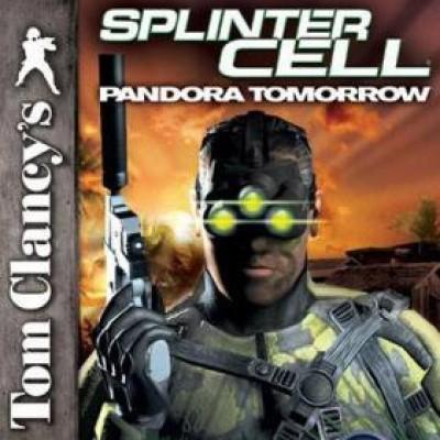 Splinter Cell Pandora Tomorrow Nintendo GameCube