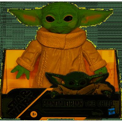Star Wars - The Mandalorian: Yoda The Child Figurine 16,5cm MERCHANDISE