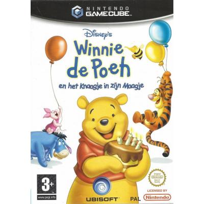 Winnie De Poeh en het Knaagje in zijn Maagje NGC