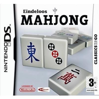 Foto van Eindeloos Mahjong NDS