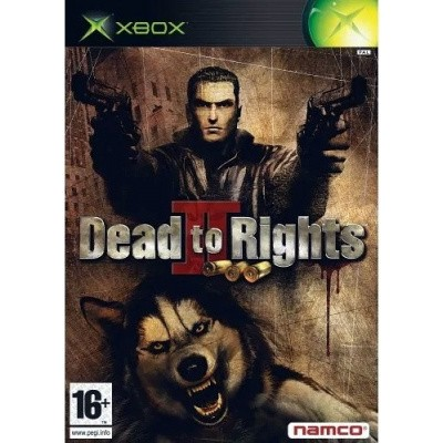 Foto van Dead To Rights 2, Hell To Pay XBOX