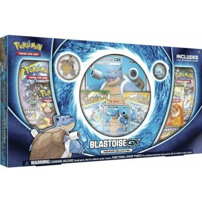 Foto van TCG Pokémon Blastoise-GX Premium Box POKEMON