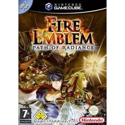 Foto van Fire Emblem Path Of Radiance Nintendo GameCube