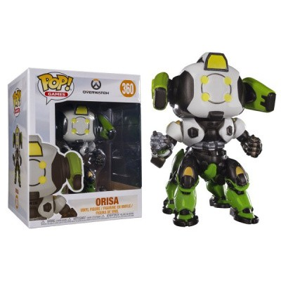 Foto van Pop! Games: Overwatch - 6 Inch Oversized Orisa Limited Edition FUNKO