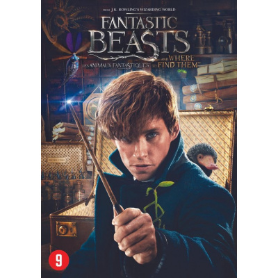 Foto van Fantastic Beasts And Where To Find Them DVD