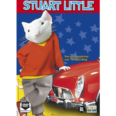 Foto van Stuart Little DVD