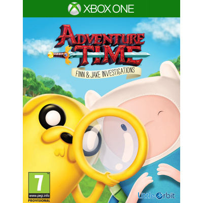 Adventure Time Finn & Jake Investigations XBOX ONE
