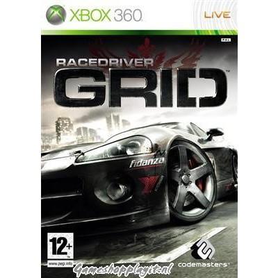 Racedriver Grid XBOX 360