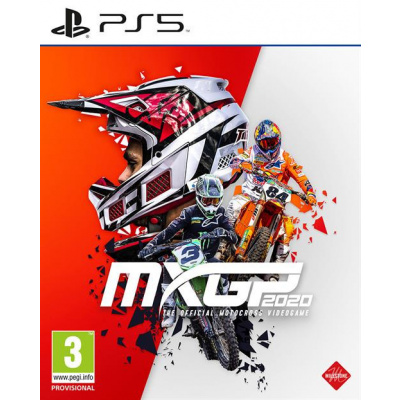 MXGP 2020: The Official Motocross Videogame PS5