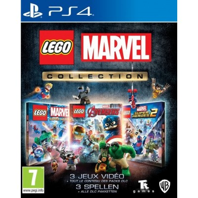 Foto van Lego Marvel Collection PS4