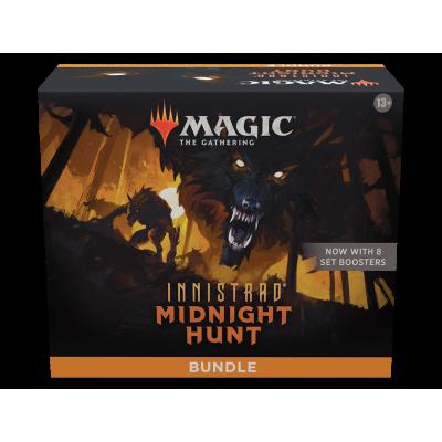 TCG Magic The Gathering Innistrad Midnight Hunt Bundle MAGIC THE GATHERING