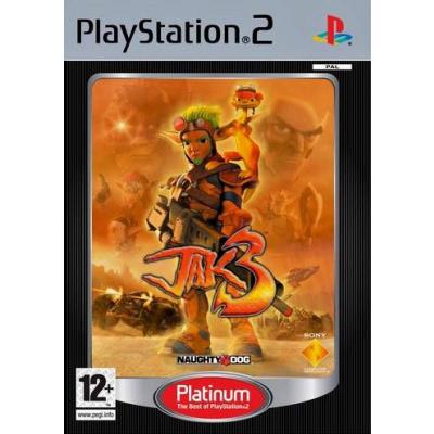 Foto van Jak 3 (Platinum) PS2