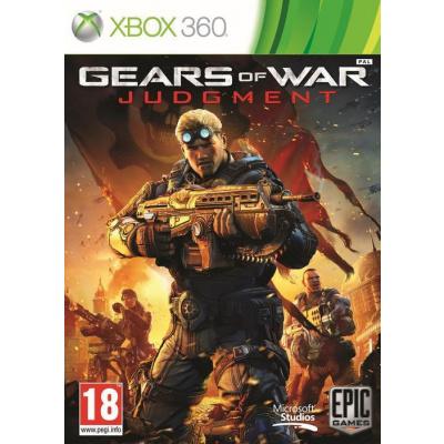 Gears Of War Judgment XBOX 360
