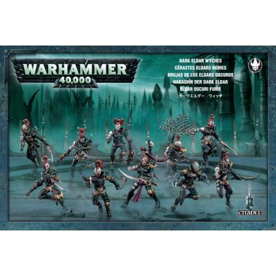 Dark Eldar Wyches WARHAMMER 40K