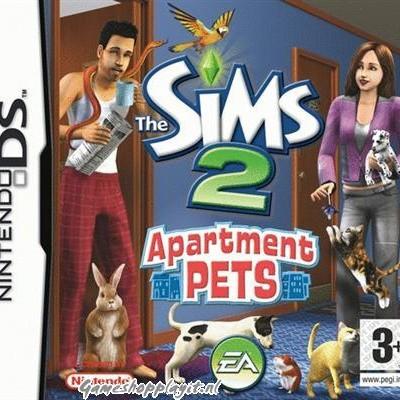 Foto van De Sims 2 Appartementsdieren NDS