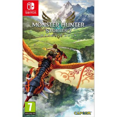 Foto van Monster Hunter Stories 2: Wings of Ruin SWITCH