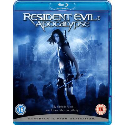 Foto van Resident Evil Apocalypse BLU-RAY