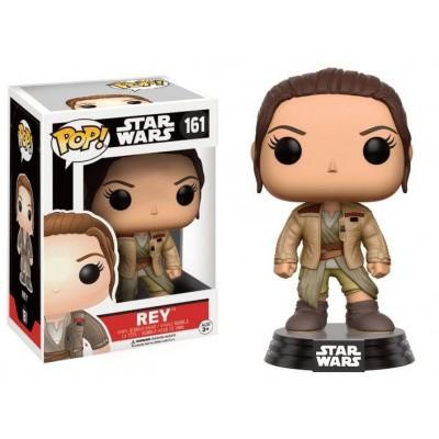 Foto van Pop! Star Wars: Rey In Finn's Jacket Le FUNKO