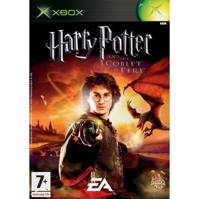 Harry Potter En De Vuurbeker XBOX