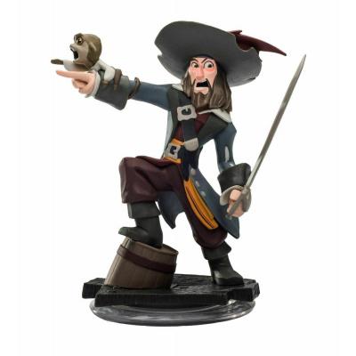 Disney Infinity 1.0 Pirates Of The Carribean - Barbossa Model #: 1000012 DISNEY INFINITY