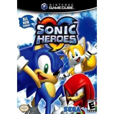 Foto van Sonic Heroes NGC