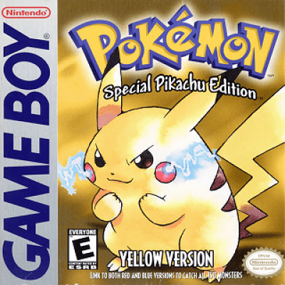 Foto van Pokemon Yellow Version - In Doos GBC Amerikaans