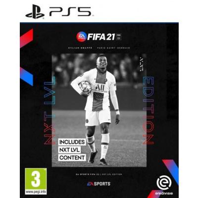 Foto van Fifa 21 NXT LVL Edition PS5