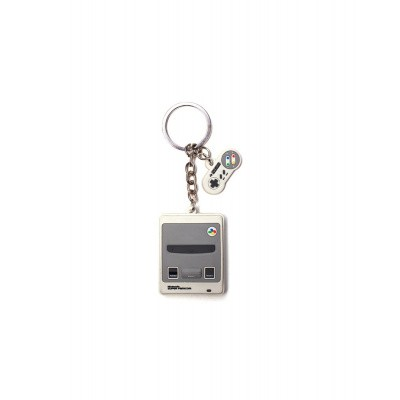 Nintendo - Snes 3D Rubber Keychain MERCHANDISE