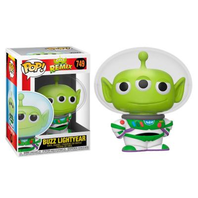Pop! Disney Pixar: Toy Story Alien remix - Buzz Lightyear FUNKO