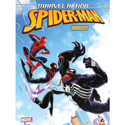 Foto van Marvel Action Spider-Man Venom (NL-editie) COMICS