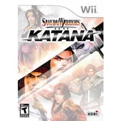 Samurai Warriors Katana WII