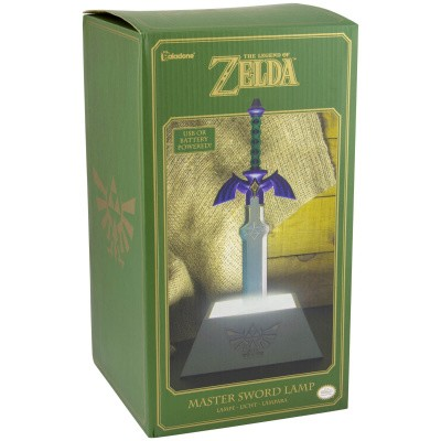 The Legend Of Zelda - Master Sword Lamp MERCHANDISE
