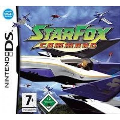 Starfox Command NDS