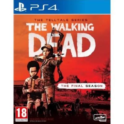 The Walking Dead: The Final Season PS4
