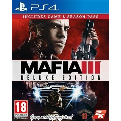 Foto van Mafia 3 Deluxe Edition PS4