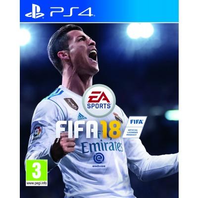 Foto van Fifa 18 PS4