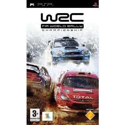 Wrc Fia World Rally Championship PSP