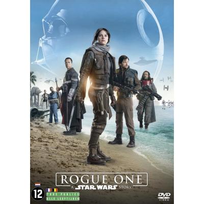 Foto van Rogue One A Star Wars Story DVD