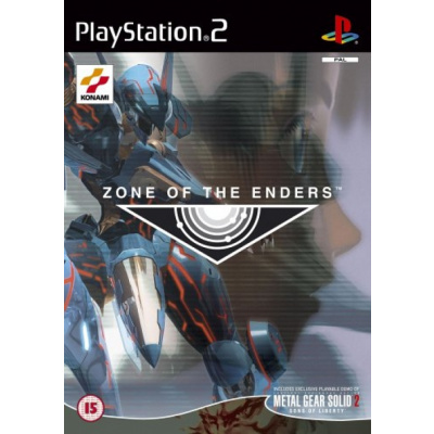 Foto van Zone of the Enders PS2