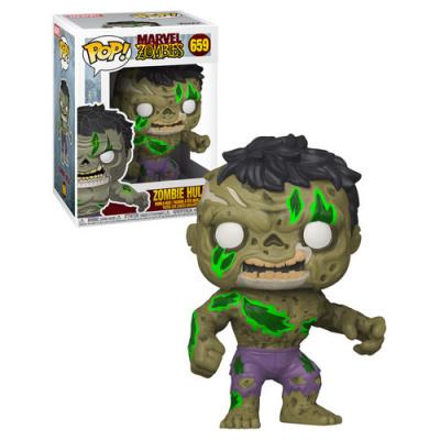 Pop! Marvel Zombies: Hulk FUNKO